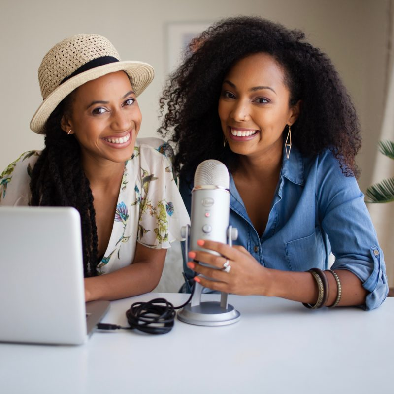 Food Heaven Podcast - 7 Inspiring Podcasts by Women of Color | Balanced Black Girl