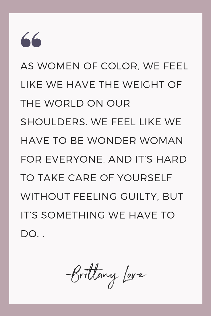 Tune into this episode of the Balanced Black Girl Podcast to hear all about creating self-love and confidence through diversifying fitness.