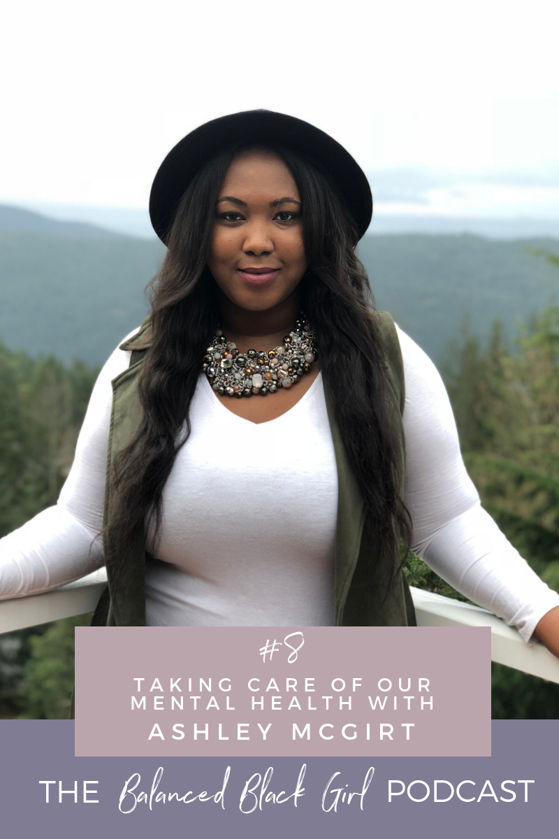 Episode 8: Taking Care of Our Mental Health