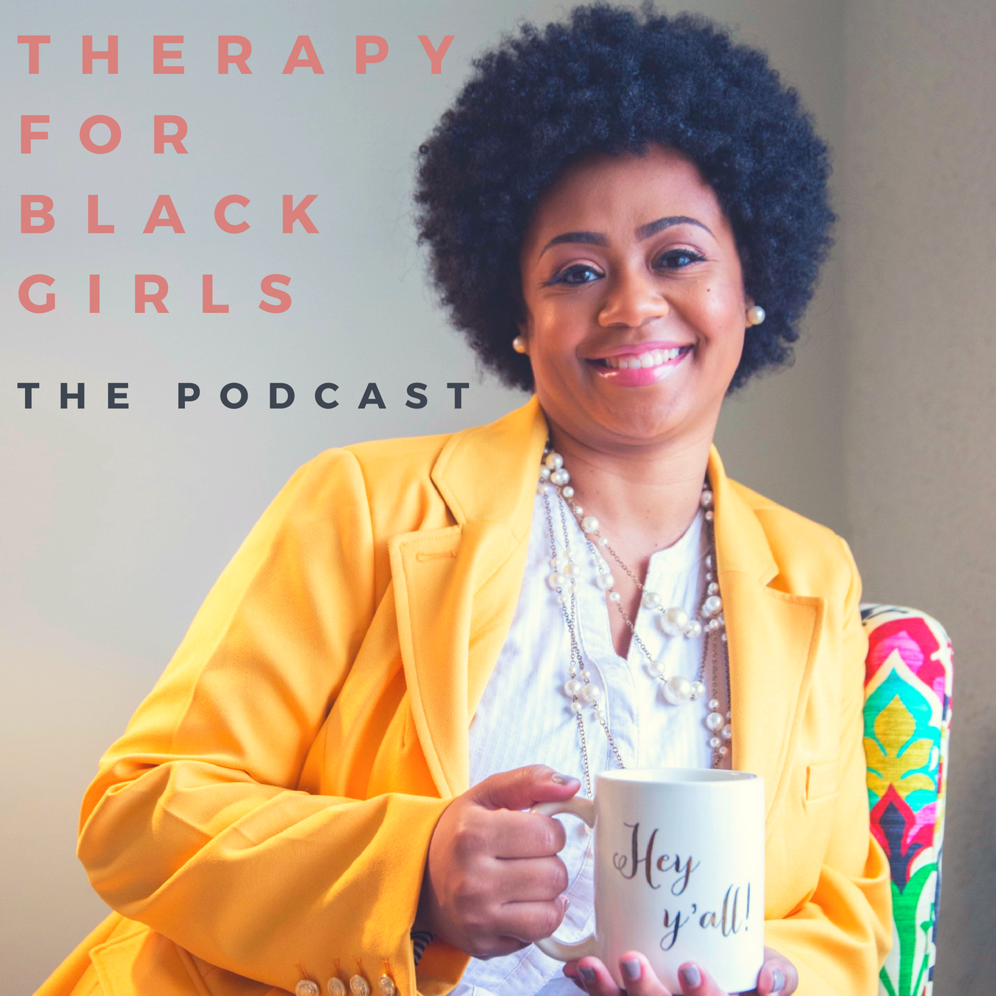 Therapy for Black Girls - 7 Inspiring Podcasts by Women of Color | Balanced Black Girl
