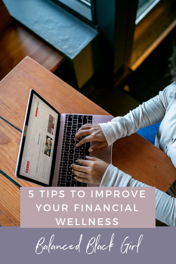 Improve your financial health with these 5 easy steps @BECU #ad #YouAreBECU #FinancialLiteracy