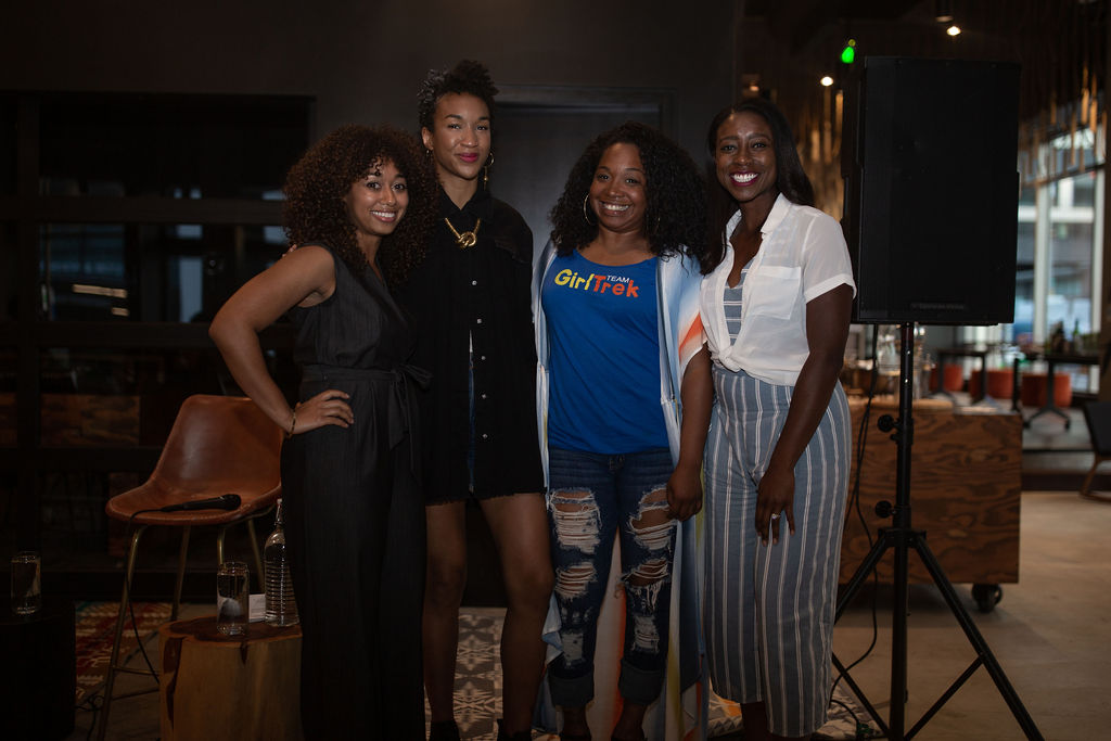 Balanced Black Girl Podcast LIVE