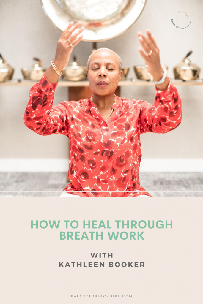 Episode 65 of Balanced Black Girl Podcast: How to Heal Through Breathwork
