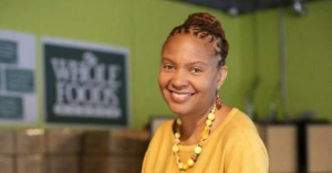 Episode 74 of Balanced Black Girl Podcast: Nourishing Our Bodies and Making Healthy Eating Equitable with Dr. Akua Woolbright
