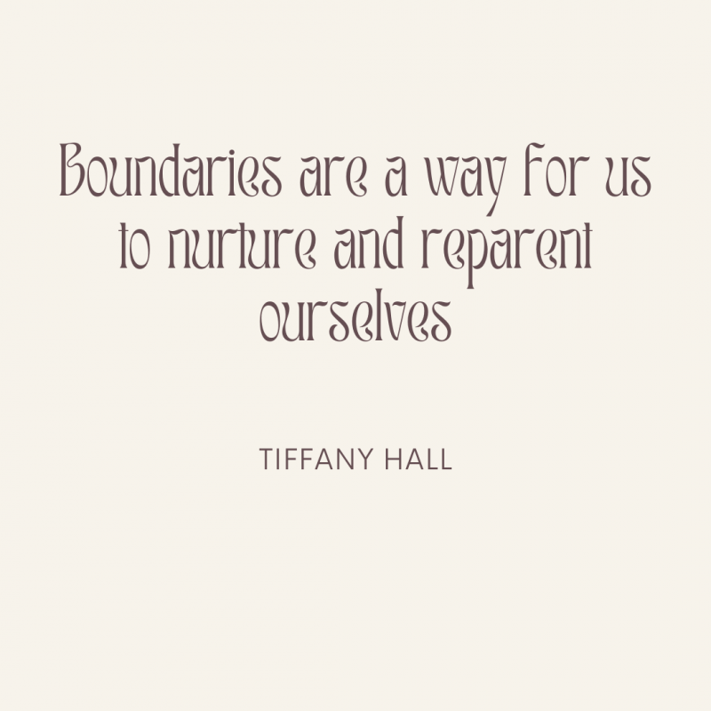 quote from episode 110 of Balanced Black Girl Podcast