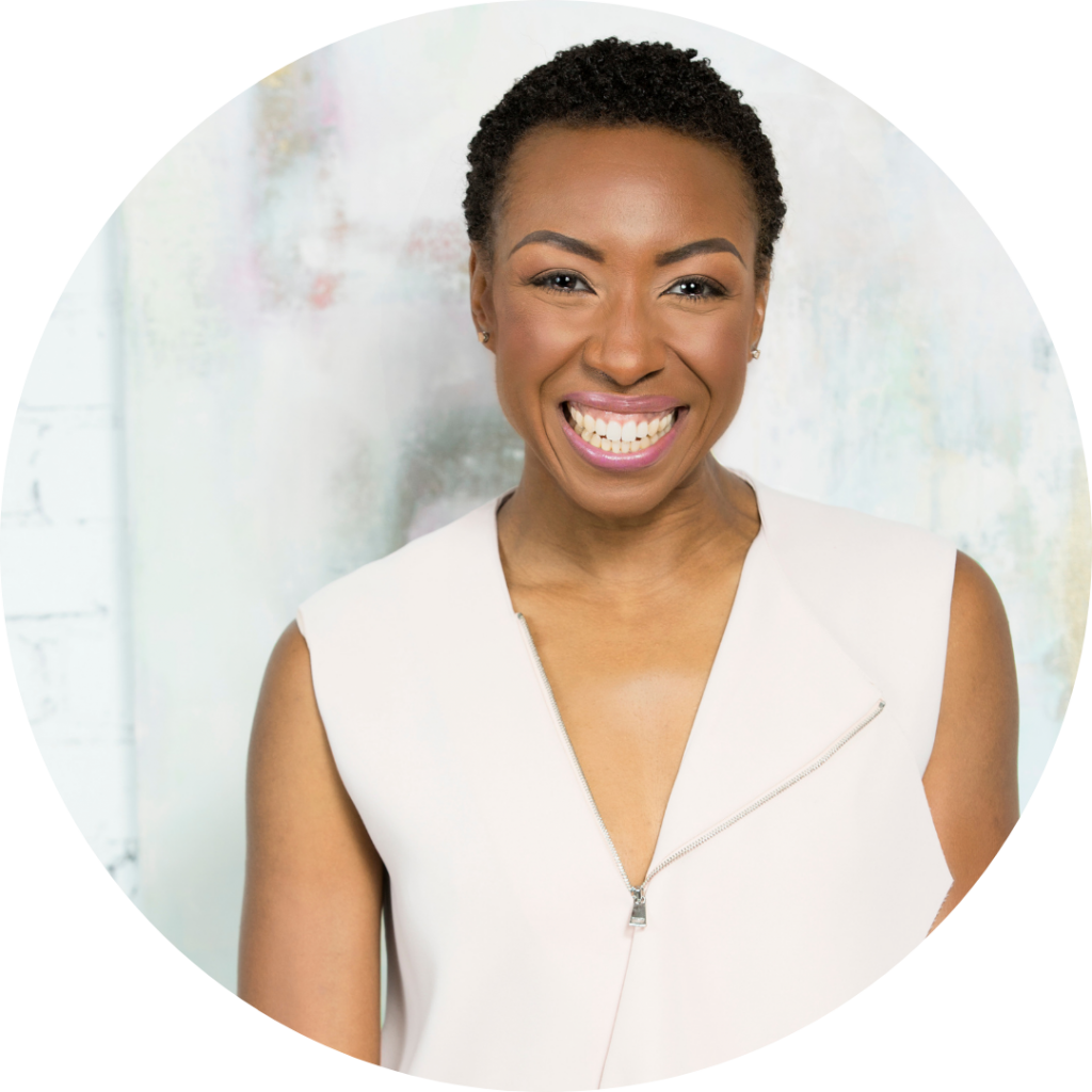 Guest Tiffany Dufu shares gems on how we can have the professional relationships we long for on the Balanced Black Girl Podcast