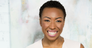 image of podcast guest Tiffany Dufu